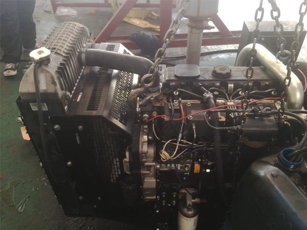 ซ่อมเครื่องยนต์ Diesel