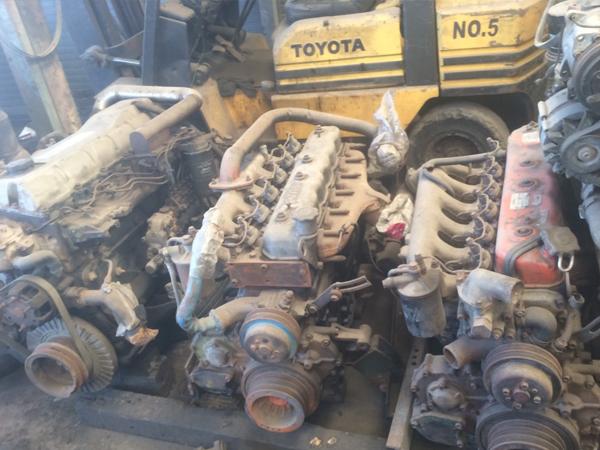 ซ่อมเครื่องยนต์รถแทรกเตอร์