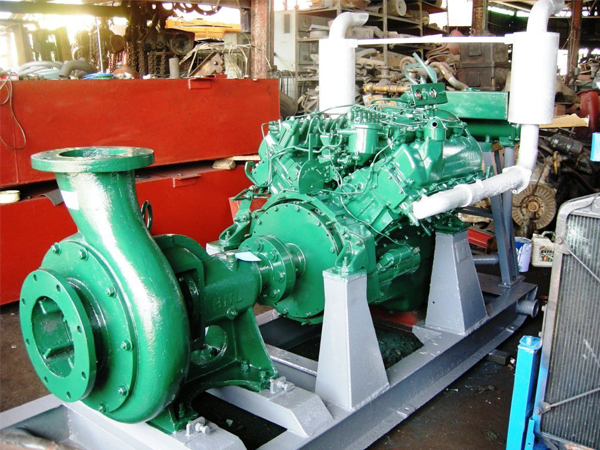 ซ่อมเครื่องดูดน้ำ เครื่องสูบน้ำ Diesel ทุกรุ่น